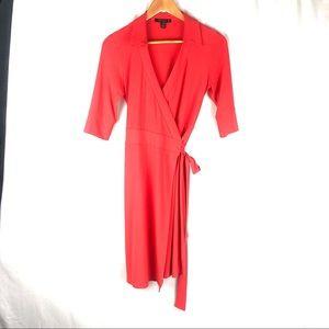 FEMME wrap dress